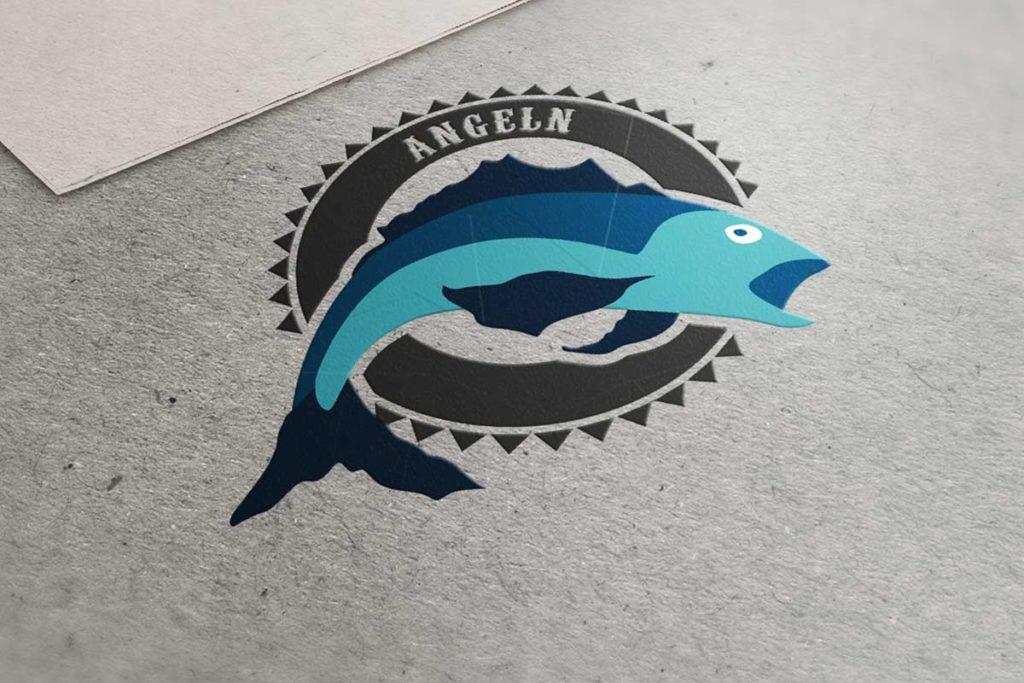 Logo Design Angelverein