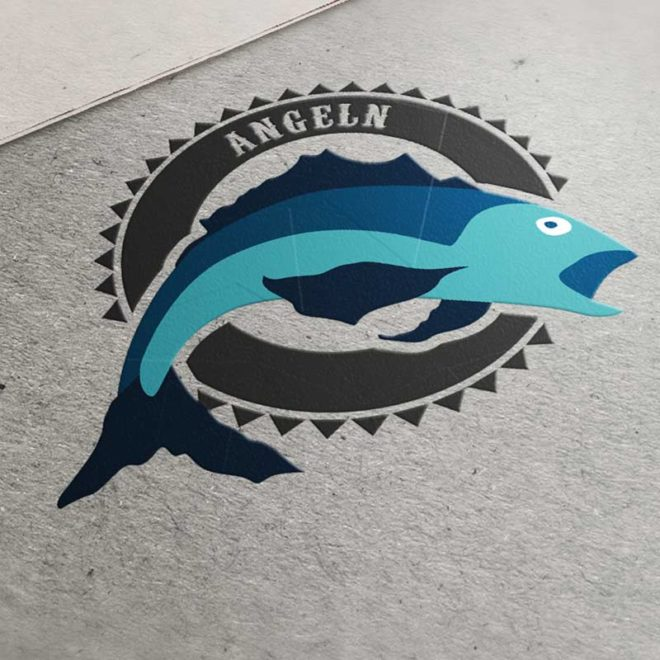 Logo Design Angelverein