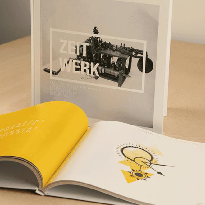 Buchdesign Illustration