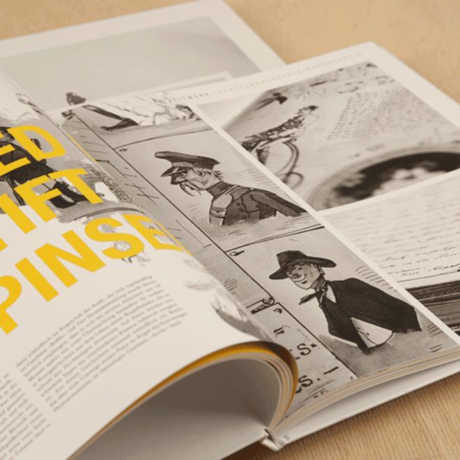 Buchdesign Typografie