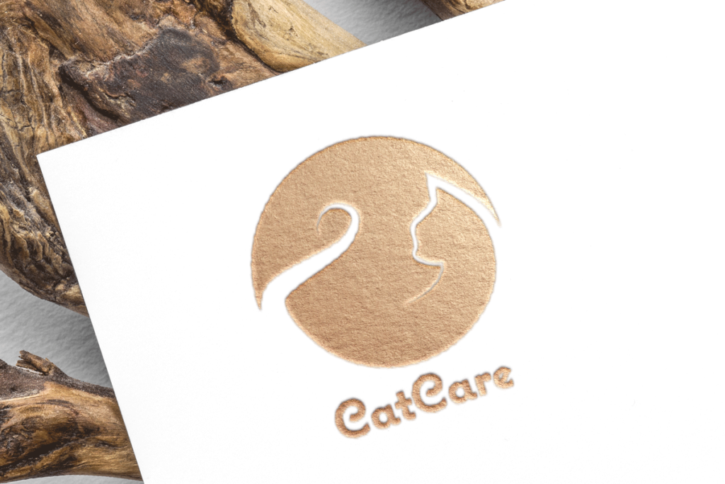 Logo Design CatCare